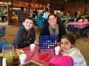 Family Dinner at YMCA Camp Ockanickon @ YMCA Camp Ockanickon, Ocky Dining Hall