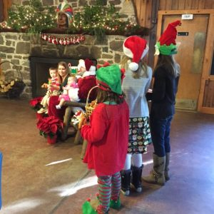 Breakfast with Santa 8:30 am Seating @ YMCA Camp Ockanickon, Ocky Dining Hall