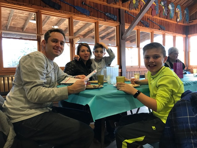 Family Dinner at YMCA of the Pines @ YMCA of the Pines